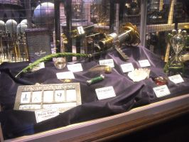 Harry Potter Props by Lexxa24