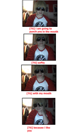 Dave Strider Cosplay Comic by vocaloid223