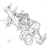 Classics Starscream by Johnny216