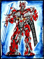 Sentinel Prime.......The lost leader,(Resurrected) by neuronboy42