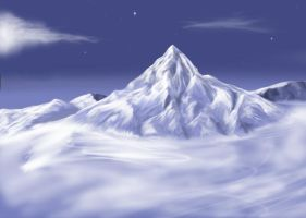 Mountain by ecviper85