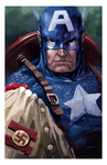 Captain America by JeremyColwell