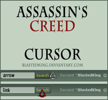 Assassin's Creed Cursor Part 1 by BlastedKing
