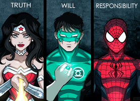 Favorite Hero Lessons by LucianoVecchio