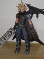 Cloud papercraft by killero94
