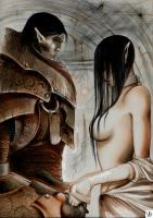 Marriage of Death by Vladimir89