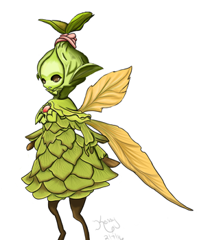 Lil Sylph by Shadehallow