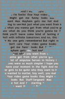 TFiOS Cover with Lyrics by SimStars