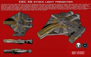 XS Stock Light Freighter ortho [New] by unusualsuspex
