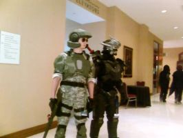 Halo's epic win... by sararification