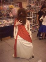 Cosplay Jesus by JayPrower