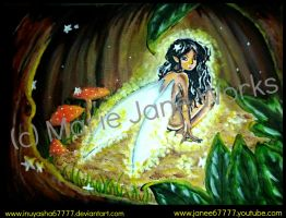 100TC 27. Fairy (In a Burrow) by MarieJane67777