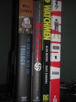 4 Most Essential Comics by ACGalaga