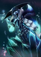 Lissandra by NuriaVelasco