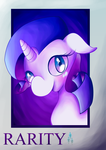 Rarity by Wendy-the-Creeper