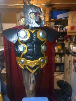 Thor costume build- wip. by mongrelman