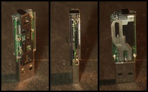 Recycling pendrive by Asaurus