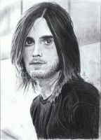 Jared Leto by BenniBaboBang