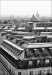 Paris Roofs by endegor