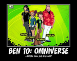 Ben 10: Omniverse Demotivational by Sephirath21000