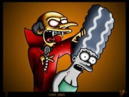 Count Burns - Bennettua by simpsons-club