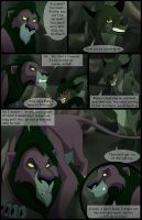 Uru's Reign Part 2: Chapter 1: Page 2 by albinoraven666fanart