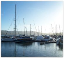 Knysna Waterfront 3 by Ansie-Ans