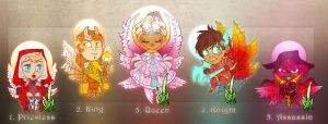 Adopts - Cherub Delights [10$/800PTS][CLOSED] by LuckySquid