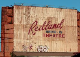 Redland Theater by donnasueb
