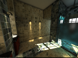 Bathroom Render 3 by aleg8r
