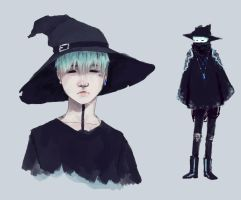 Black Mage Yoongi by 2dcamcam