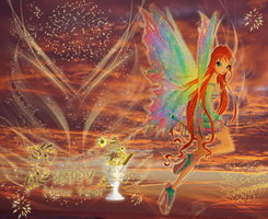 .:~Happy New Year - 2015!~:. by ColorfullWinx