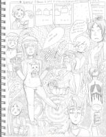 karen and friends doodle page by fakku-zonbi
