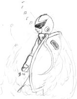 20 of 64: Protoman by WildcatJF
