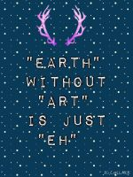 Another quote about art by TheBeautyInsideUs