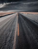 Road after storm...Winter of 2012 collection by GoLiveIdaho