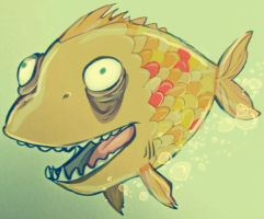 Fish by Yellowbellyhill