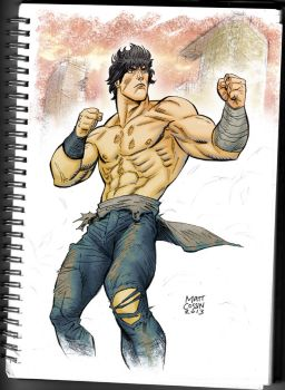 Fist of the North Star by MATT-A-NASHI