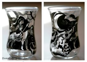 The Mononoke Glass by Einaari
