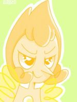 yellow pearl by Child-Of-Neglect