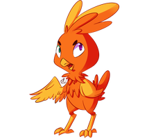 [Pokemon] - Torchic by Riboo
