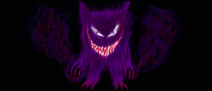 Gengar by dragonstrike1001