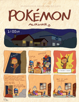 Pokemon Awkward: FREE STUFF by DarkKenjie