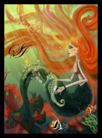 Mermaid*Sirena by ermafrodita