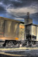 HDR train 1 by mwill8886