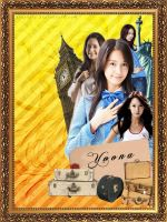 SNSD Collage : Yoona by GraPHriX
