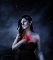 Lonely Heart by MorriganArt