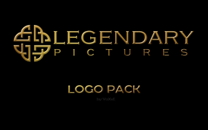 Legendary Pictures Logo Pack by yaxxe