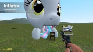 Garry's mod + Ponies = LOL by firespeed