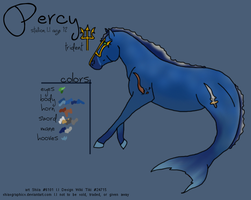 Percy by shiasgraphics